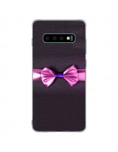 Coque Samsung S10 Plus Noeud Papillon Kitty Bow Tie - Asano Yamazaki
