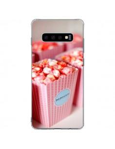 Coque Samsung S10 Plus Punk Popcorn Rose - Asano Yamazaki