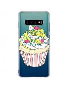Coque Samsung S10 Plus Cupcake Dessert Transparente - Asano Yamazaki