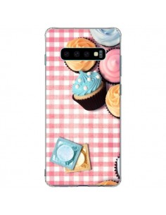 Coque Samsung S10 Plus Petit Dejeuner Cupcakes - Benoit Bargeton