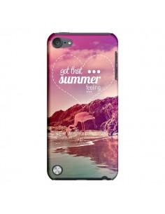 Coque Summer Feeling Été pour iPod Touch 5 - Eleaxart