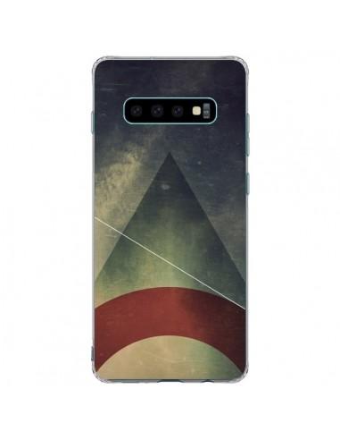 Coque Samsung S10 Plus Triangle Azteque - Danny Ivan