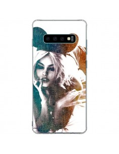 Coque Samsung S10 Plus Mickey Lady - Daniel Vasilescu