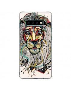 Coque Samsung S10 Plus Lion Leo - Felicia Atanasiu