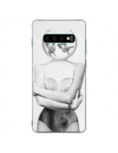 Coque Samsung S10 Plus Femme Poissons - Jenny Liz Rome