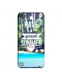 Coque Have a Great Summer Été pour iPod Touch 5 - Eleaxart