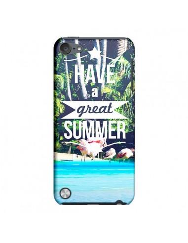 Coque Have a Great Summer Été pour iPod Touch 5 - Eleaxart