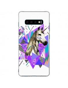 Coque Samsung S10 Plus Licorne Unicorn Azteque - Kris Tate