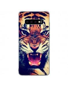 Coque Samsung S10 Plus Tigre Swag Roar Tiger - Laetitia