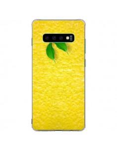 Coque Samsung S10 Plus Citron Lemon - Maximilian San