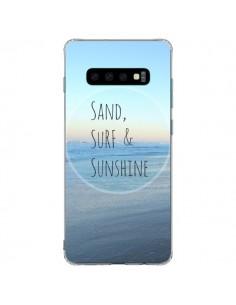 Coque Samsung S10 Plus Sand, Surf and Sunshine - R Delean