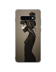 Coque Samsung S10 Plus Fille Pensive - Ruben Ireland