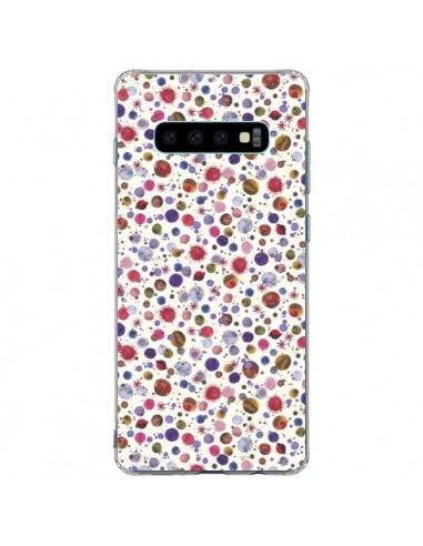 Coque Samsung S10 Plus Peonies Pink - Ninola Design