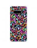 Coque Samsung S10 Plus Poppies Red - Ninola Design