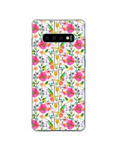 Coque Samsung S10 Plus Spring Colors Multicolored - Ninola Design