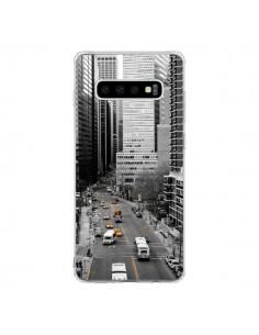 Coque Samsung S10 New York Noir et Blanc - Anaëlle François