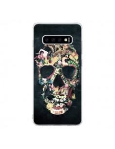 Coque Samsung S10 Skull Vintage Tête de Mort - Ali Gulec