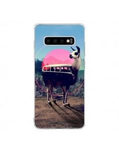 Coque Samsung S10 Llama - Ali Gulec