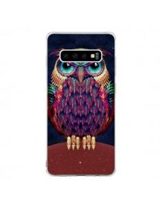 Coque Samsung S10 Chouette Owl - Ali Gulec