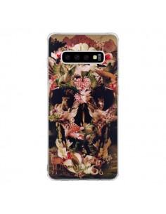 Coque Samsung S10 Jungle Skull Tête de Mort - Ali Gulec