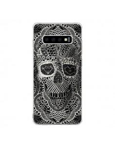 Coque Samsung S10 Skull Lace Tête de Mort - Ali Gulec