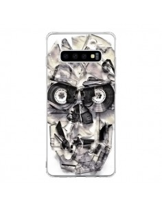 Coque Samsung S10 Tape Skull K7 Tête de Mort - Ali Gulec