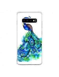 Coque Samsung S10 Paon Multicolore - Annya Kai