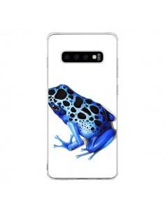 Coque Samsung S10 Grenouille Bleue - Annya Kai