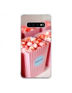 Coque Samsung S10 Punk Popcorn Rose - Asano Yamazaki