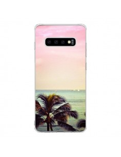 Coque Samsung S10 Sunset Palmier Palmtree - Asano Yamazaki