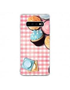 Coque Samsung S10 Petit Dejeuner Cupcakes - Benoit Bargeton