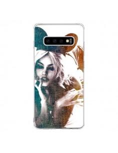 Coque Samsung S10 Mickey Lady - Daniel Vasilescu