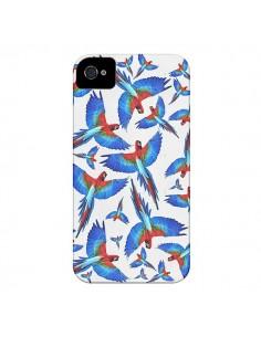 Coque Perroquets Parrot pour iPhone 4 et 4S - Eleaxart