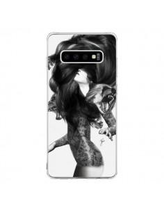 Coque Samsung S10 Femme Ours - Jenny Liz Rome