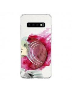 Coque Samsung S10 Bright Pink Femme - Jenny Liz Rome