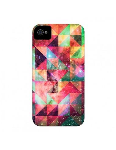 Coque Azteque Galaxy pour iPhone 4 et 4S - Eleaxart