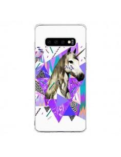 Coque Samsung S10 Licorne Unicorn Azteque - Kris Tate