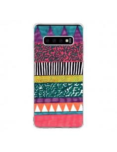 Coque Samsung S10 Azteque Dessin - Kris Tate