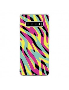 Coque Samsung S10 In the wild arc en ciel - Mary Nesrala