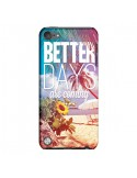 Coque Better Days Été pour iPod Touch 5 - Eleaxart