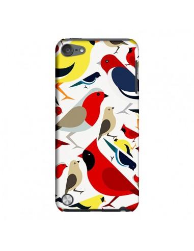 Coque Oiseaux Birds pour iPod Touch 5 - Eleaxart