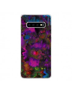 Coque Samsung S10 Fleurs Lysergic Lujan - Maximilian San