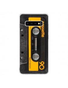 Coque Samsung S10 Yellow Cassette K7 - Maximilian San