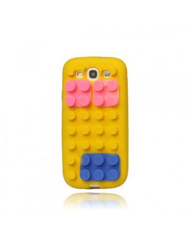 Coque Lego pour Samsung Galaxy S3