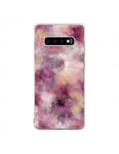 Coque Samsung S10 Roses Bouquet Pink - Ninola Design