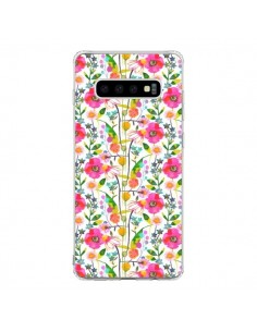 Coque Samsung S10 Spring Colors Multicolored - Ninola Design