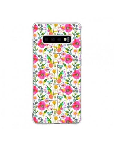 Coque Samsung S10 Spring Colors Multicolored - Ninola Design