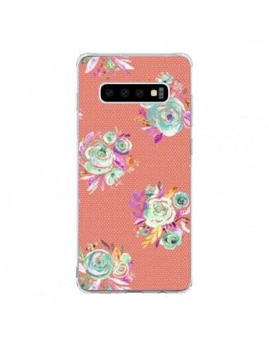 Coque Samsung S10 Spring Flowers - Ninola Design