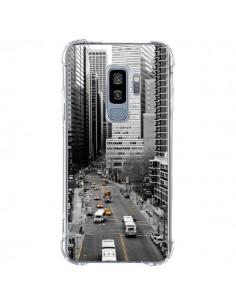 Coque Samsung S9 Plus New York Noir et Blanc - Anaëlle François