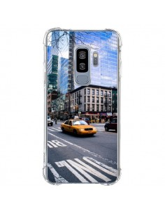 Coque Samsung S9 Plus New York Taxi - Anaëlle François